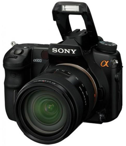 Rộ tin đồn về Sony Alpha A800