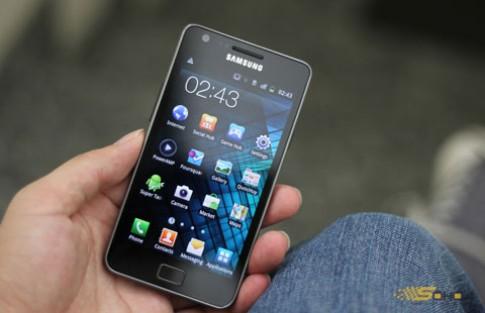 ROM Android 4.0.1 và 4.0.3 sớm cho Galaxy S II
