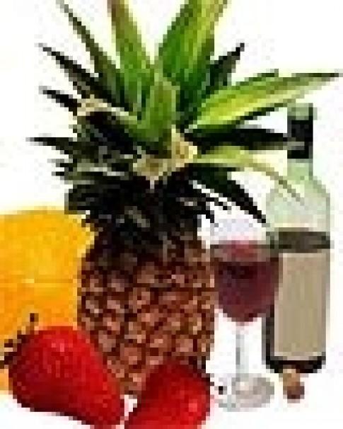Rượu trái cây trong các món ăn