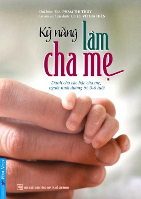 Sách 'Kỹ năng làm cha mẹ'