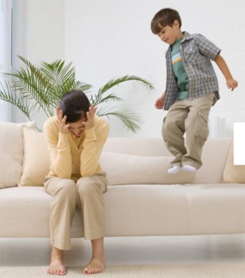 Sai lầm các mẹ hay mắc khi dạy con