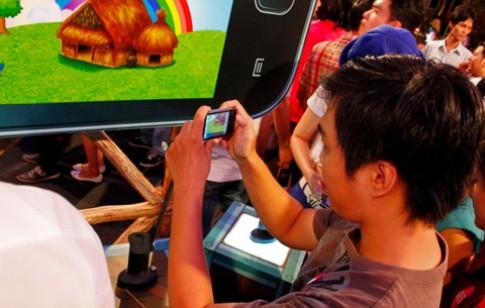 Samsung bán Android rẻ nhất của mình tại Việt Nam