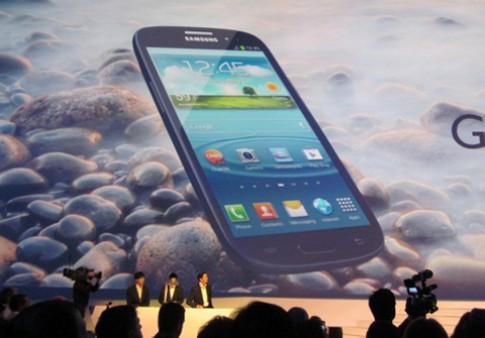 Samsung 'bán hụt' 2 triệu máy Galaxy S III