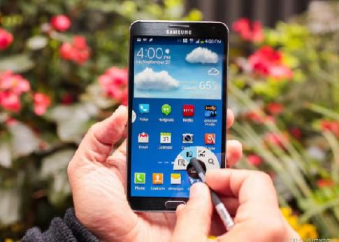 Samsung bán ra Note 3 giá rẻ đầu năm 2014