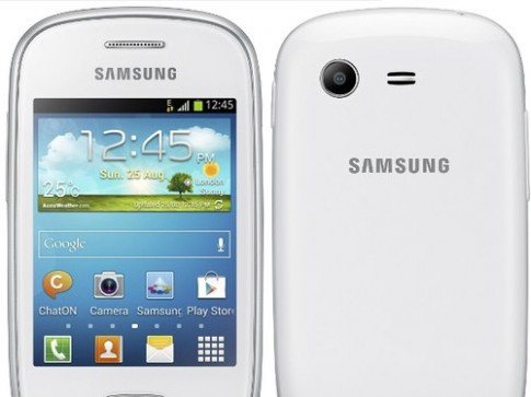 Samsung bán smartphone Android giá rẻ chưa đến 99 USD