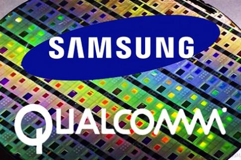 Samsung 'bành trướng' thị trường chip di động