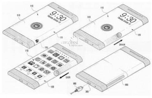 Samsung đang sản xuất điện thoại 3 màn hình hiển thị