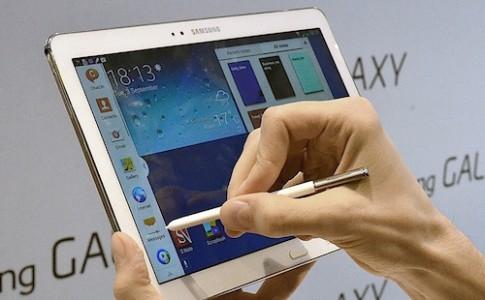 Samsung để lộ thông tin về Galaxy Note 10.1 bản 2015
