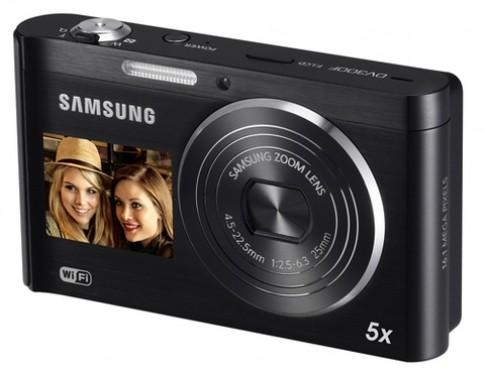 Samsung DV300F hai màn hình, tích hợp Wi-Fi