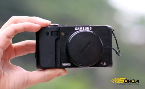 Samsung EX1 về VN với giá 10 triệu