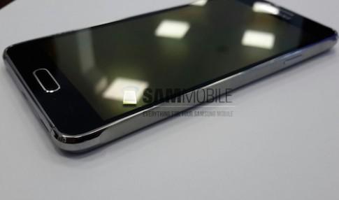 Samsung Galaxy Alpha có thể ra mắt trong tuần sau