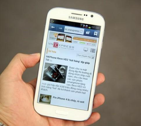Samsung Galaxy Duos chính hãng 8,49 triệu đồng