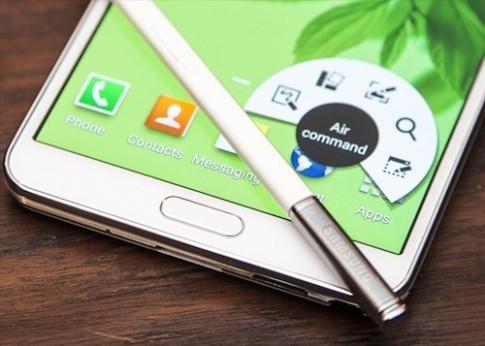 Samsung Galaxy Note 4 sẽ có thiết kế siêu mỏng