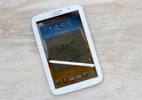Samsung Galaxy Note 8.0 giá 11,9 triệu đồng