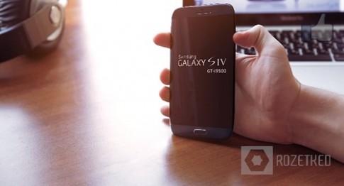 Samsung Galaxy S IV siêu mỏng do fan tự làm