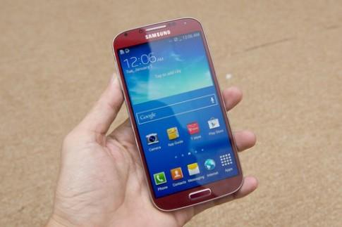 Samsung Galaxy S4 LTE-A xuất hiện tại Việt Nam