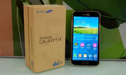Samsung Galaxy S5 hỗ trợ 2 SIM, mạng 4G về Việt Nam