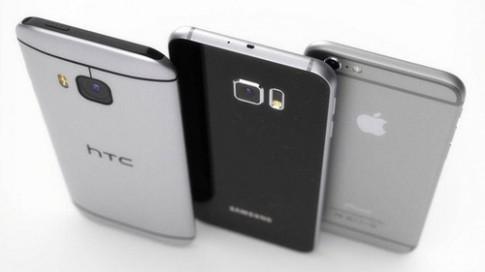 Samsung Galaxy S6 chơi game kém hơn iPhone 6