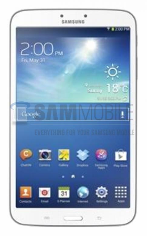 Samsung Galaxy Tab 3 8.0 giá rẻ lộ diện
