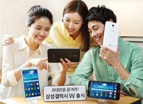 Samsung Galaxy W - điện thoại màn hình 7 inch trình làng