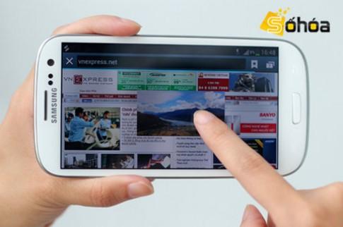 Samsung giải thích lý do dùng cấu trúc PenTile trên S III