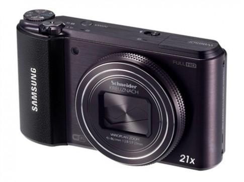 Samsung giới thiệu bộ ba máy ảnh tích hợp Wi-Fi