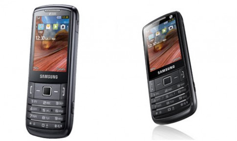 Samsung giới thiệu C3782, điện thoại 2 sim giá 3 triệu đồng