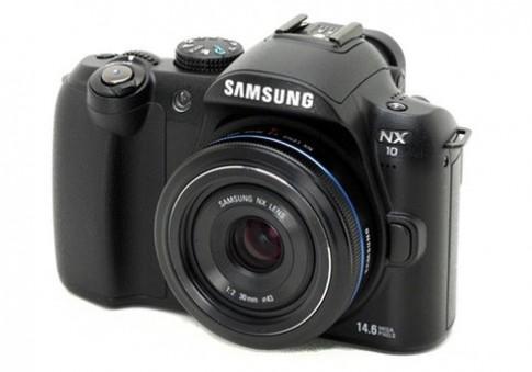 Samsung hé lộ NX11 với tính năng i-Function