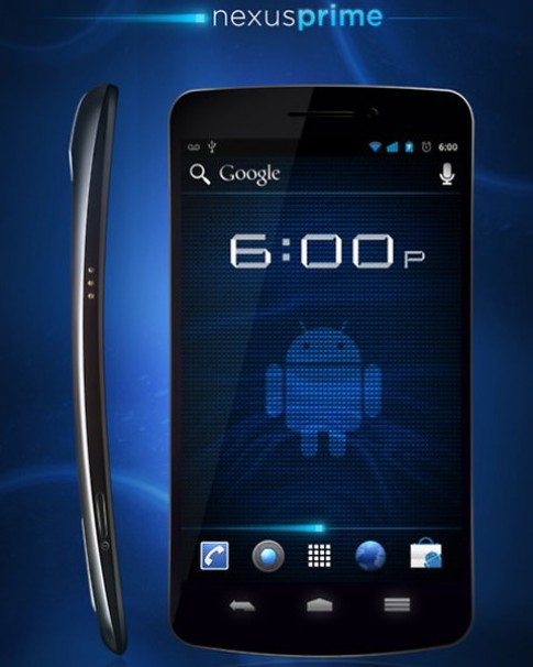 Samsung hoãn ra mắt Nexus Prime bởi Steve Jobs qua đời