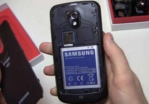Samsung hứa nâng thời lượng pin trong năm nay