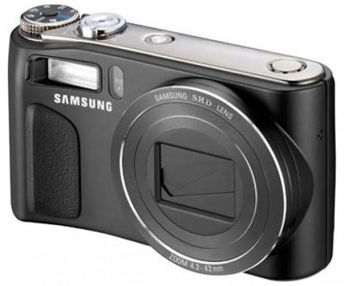 Samsung HZ1 có ống kính 24 mm, zoom 10x