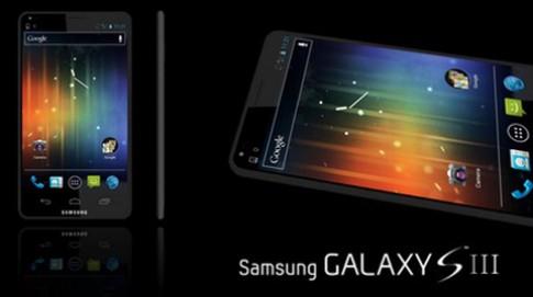 Samsung khẳng định Galaxy S III không có mặt vào tháng 4