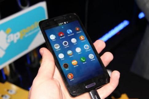 Samsung lại lùi ngày ra mắt điện thoại đầu tiên chạy Tizen