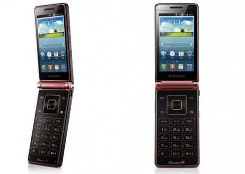 Samsung muốn hồi sinh điện thoại vỏ gập với Galaxy Folder