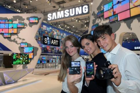 Samsung MV800 lọt top 10 sản phẩm ấn tượng tại IFA 2011