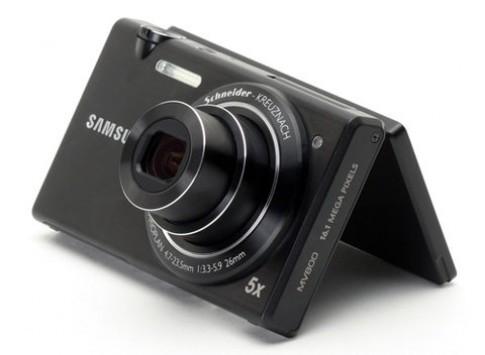 Samsung MV800 màn hình lật 180 độ