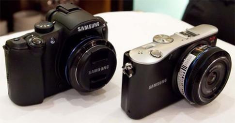 Samsung nâng cấp firmware cho NX10 và NX100