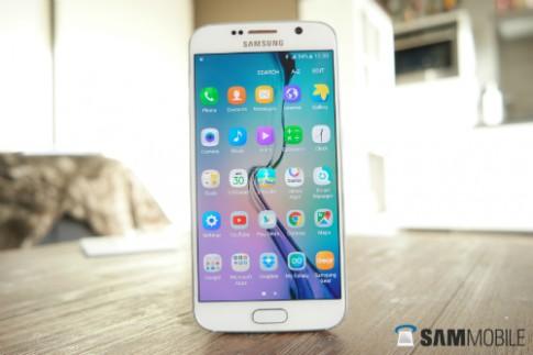 Samsung nâng cấp Galaxy S6, S6e lên Android mới nhất