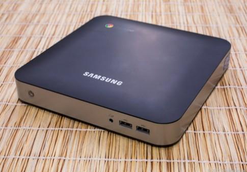 Samsung nâng cấp phần cứng cho máy tính chạy Chrome