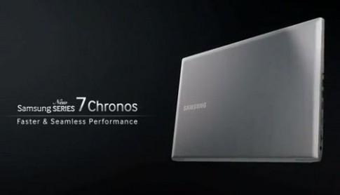 Samsung nâng cấp Series 7 Chronos với card đồ hoạ AMD