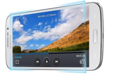 Samsung nâng cấp smartphone khổng lồ Galaxy Mega 5,8 inch