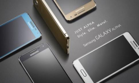 Samsung ngừng sản xuất Galaxy Alpha để tập trung cho dòng giá rẻ