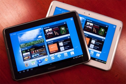 Samsung nói về khác biệt giữa Note 10.1 và Galaxy Tab