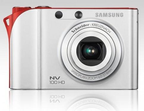 Samsung NV100HD sành điệu, mạnh mẽ