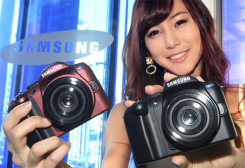Samsung NX10 có firmware mới