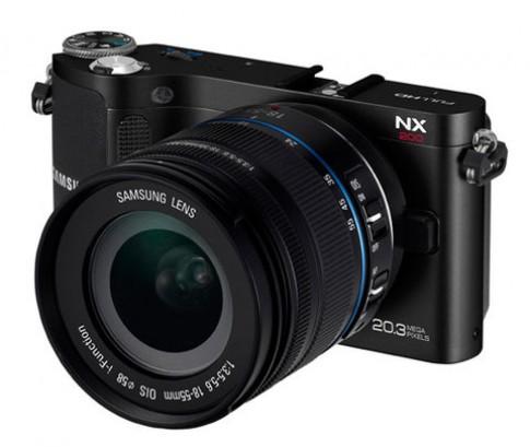 Samsung NX200 cảm biến 20,3 'chấm', quay Full HD