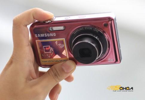 Samsung PL170, hai màn hình, nhiều hiệu ứng độc đáo