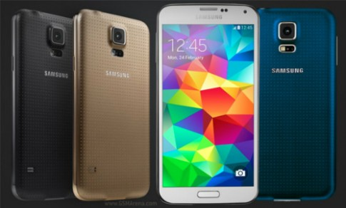 Samsung ra Galaxy S5 Plus, nâng chip ngang Note 4