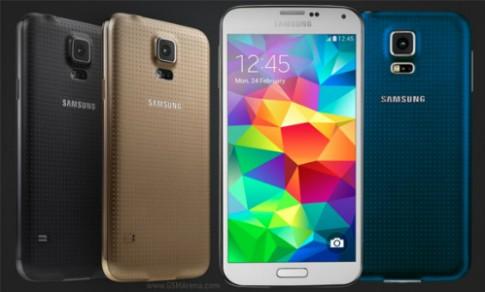 Samsung ra Galaxy S5 Plus, nâng chip ngang Note 4
