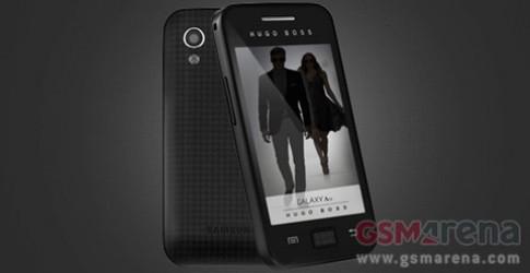Samsung ra mắt Galaxy Ace phiên bản Hugo Boss